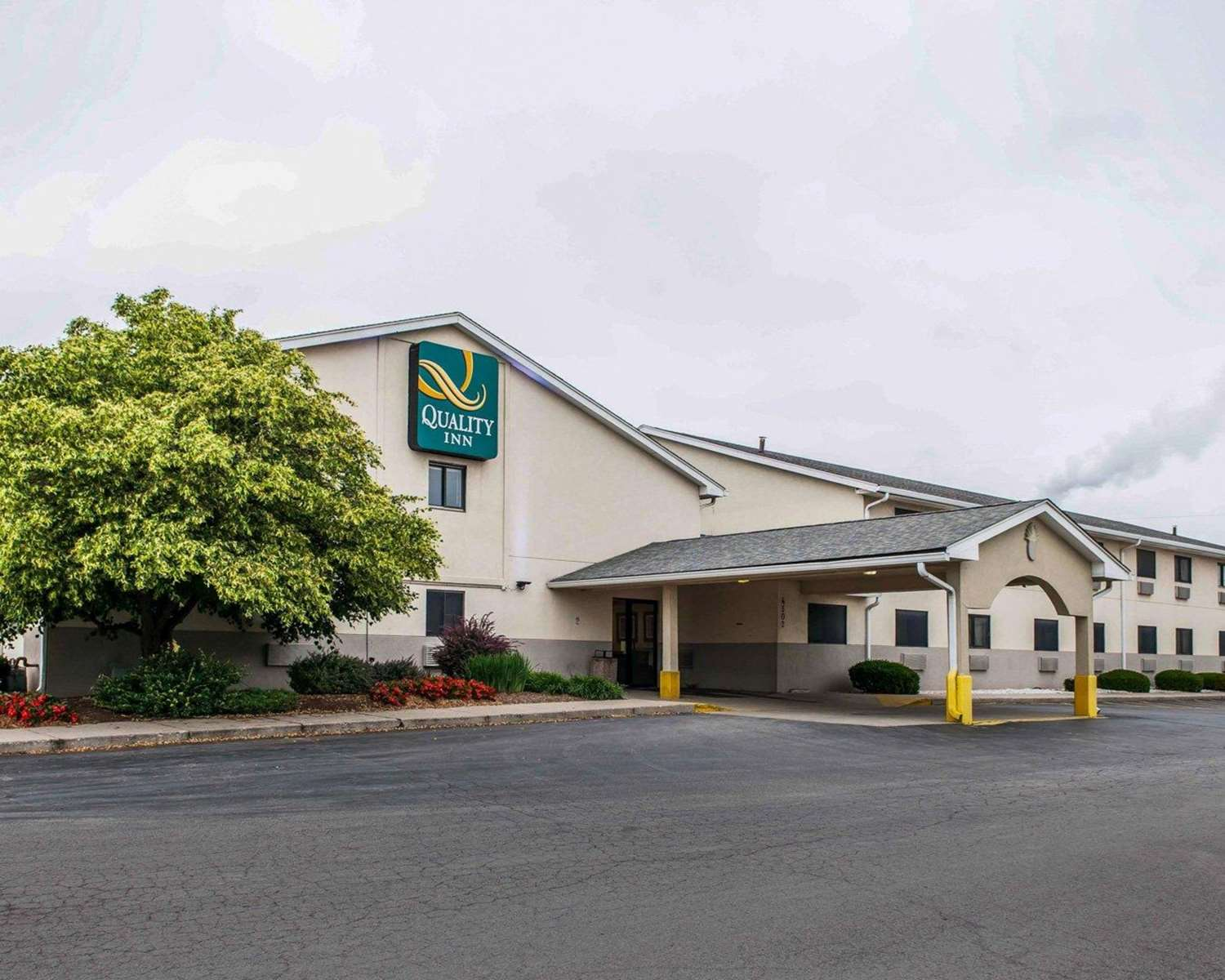 Quality Inn University Area Indianapolis