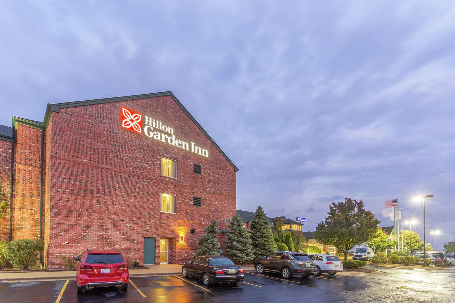Hilton Garden Inn Tinley Park