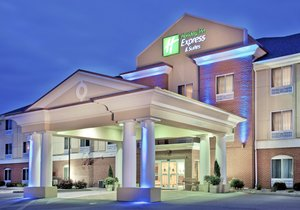 Holiday Inn Express Hotel & Suites Urbana