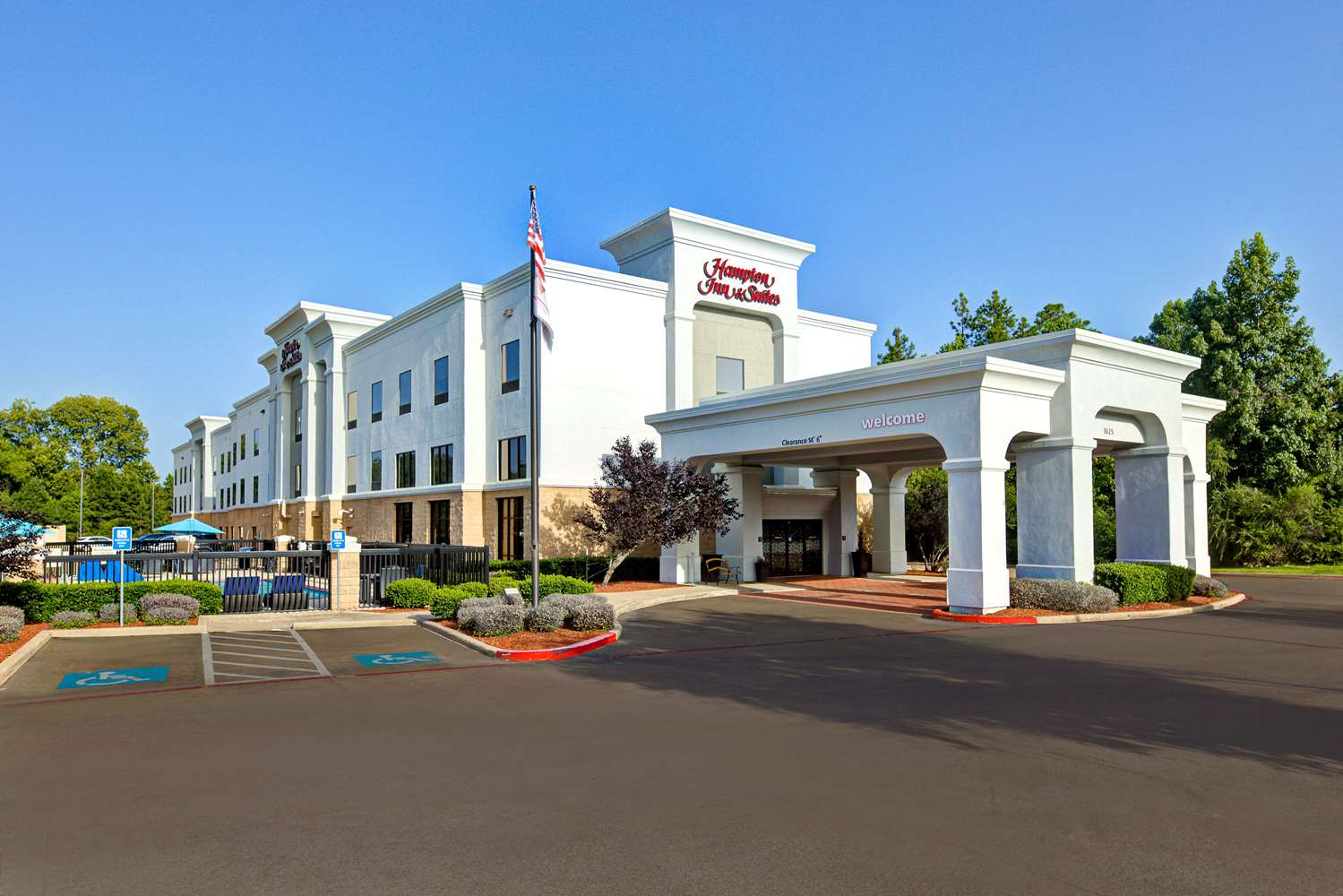 Hampton Inn Nacogdoches