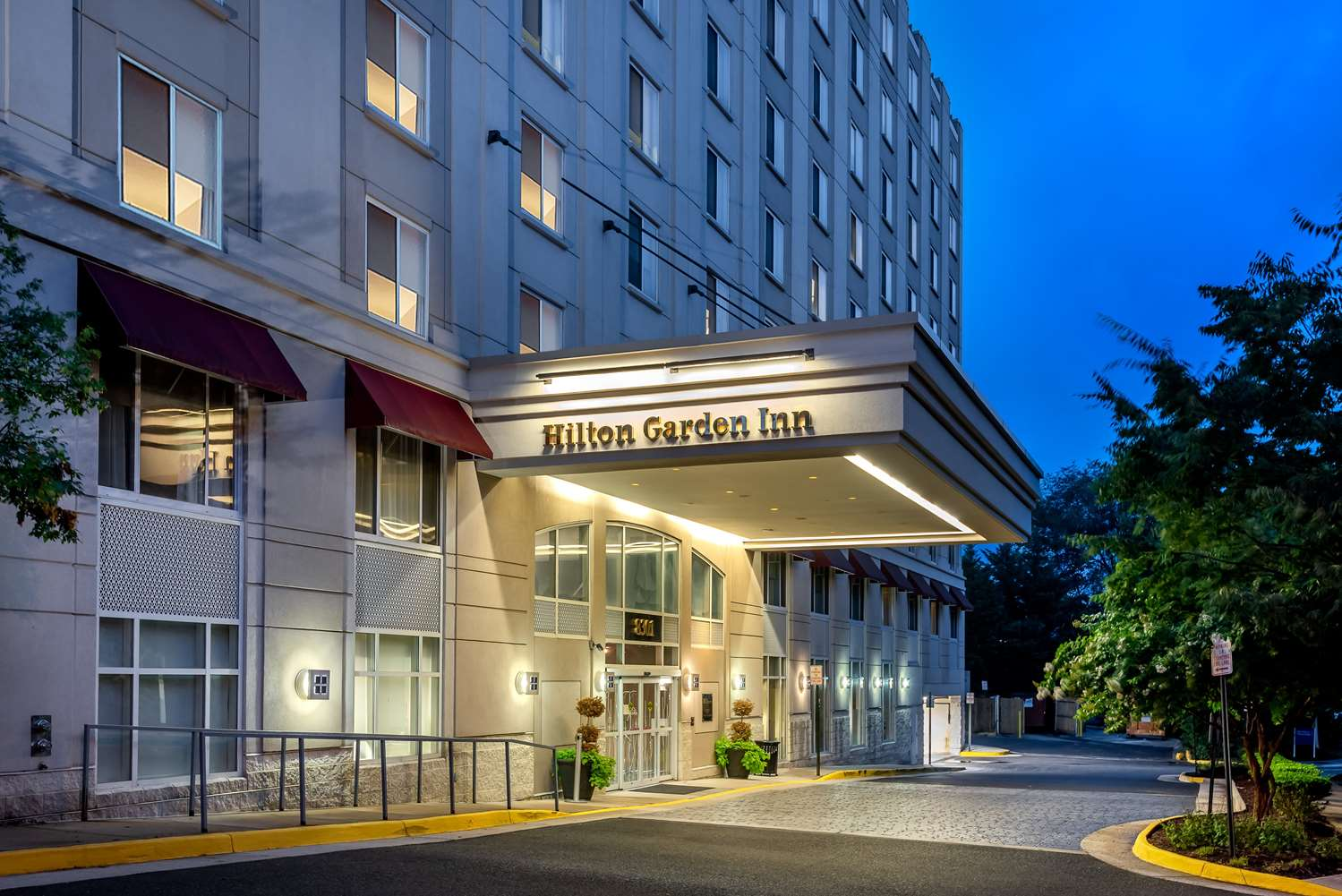Hilton Garden Inn Tysons Corner Vienna