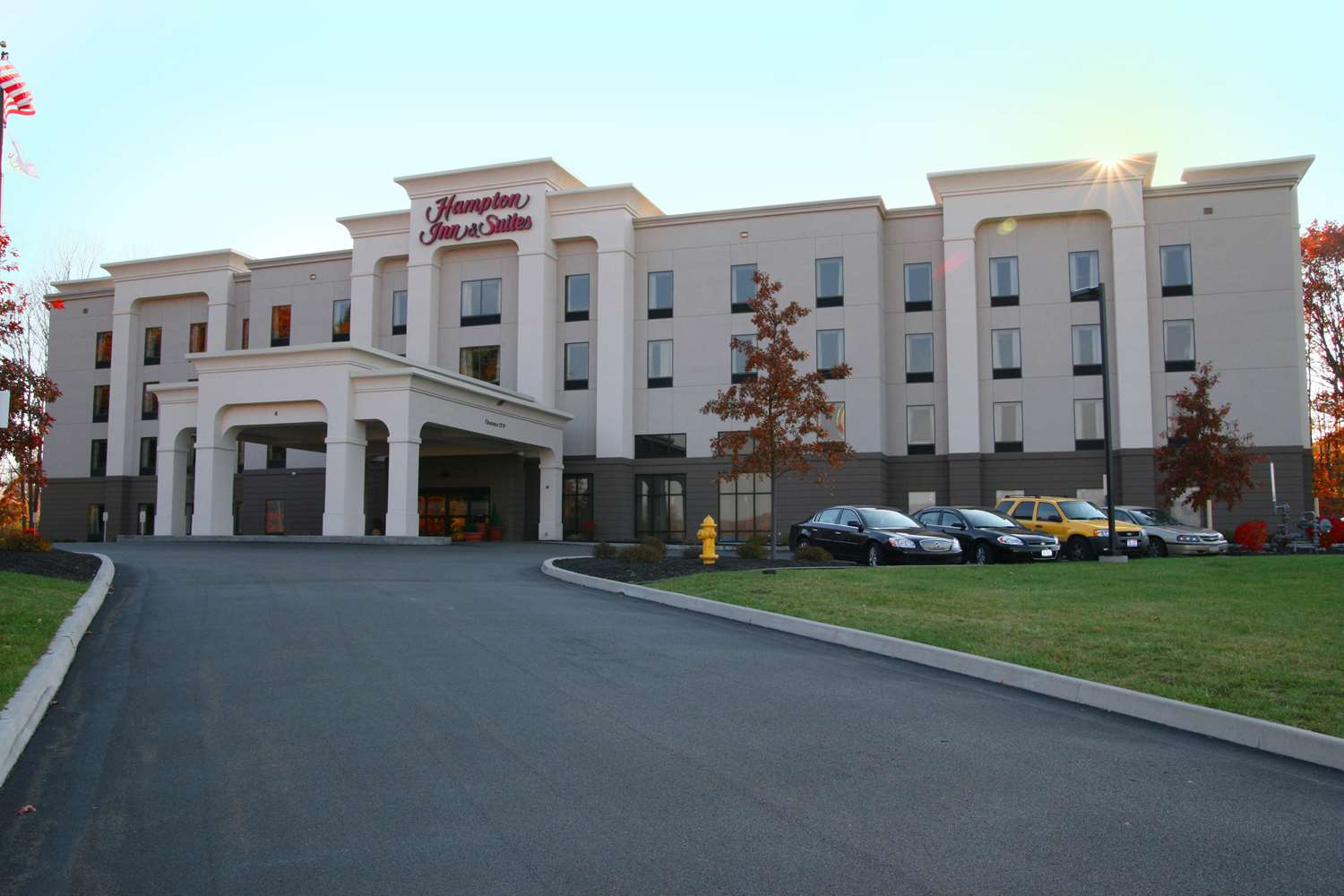 Hampton Inn Suites Jamestown