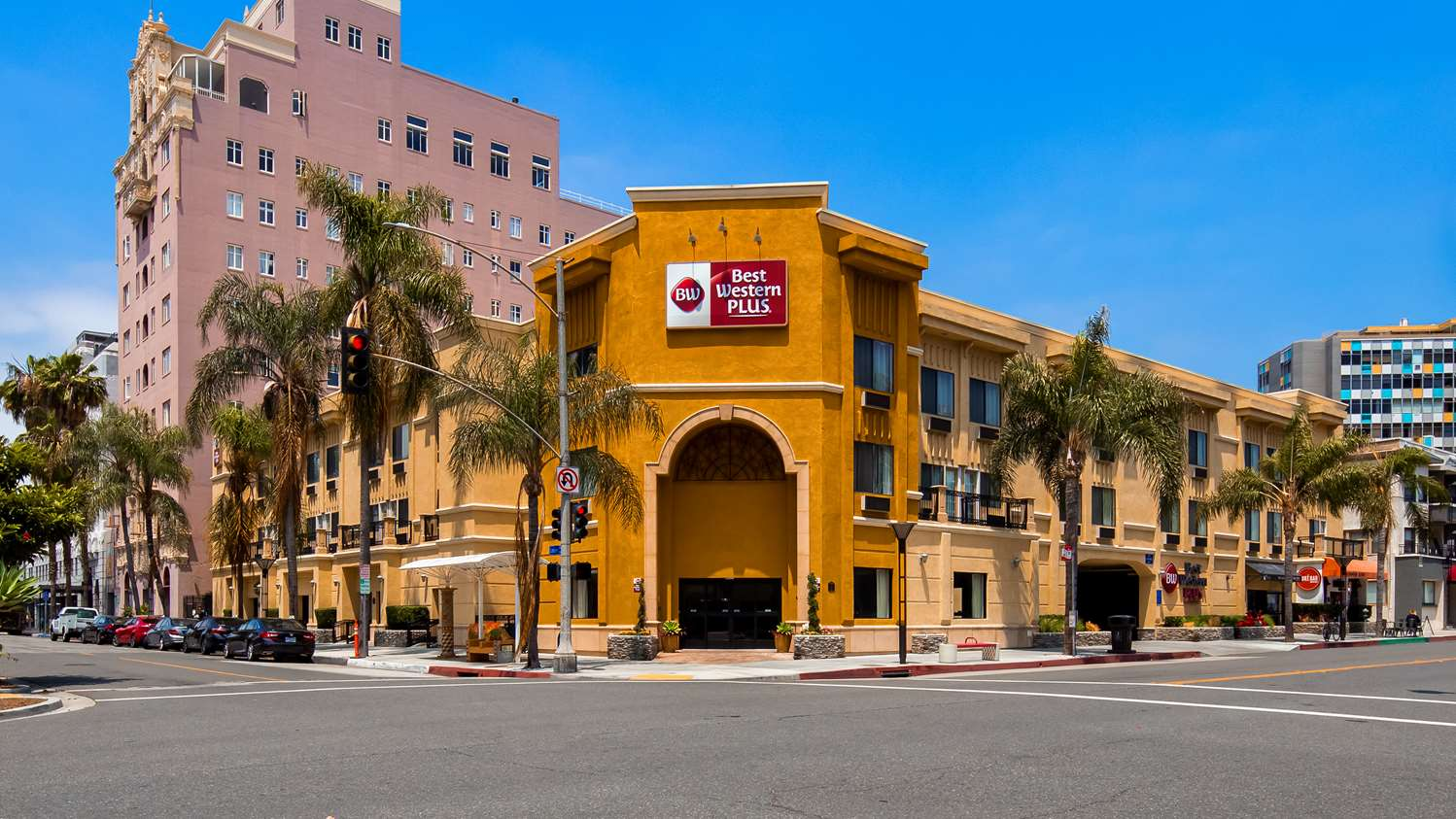 Best Western Plus Hotel at Conv Center Long Beach