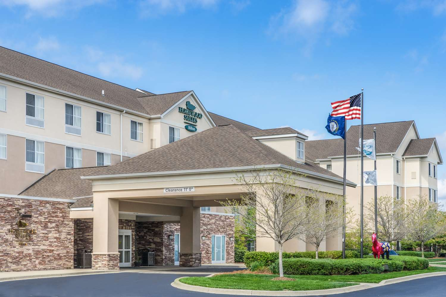 Homewood Suites by Hilton East Louisville