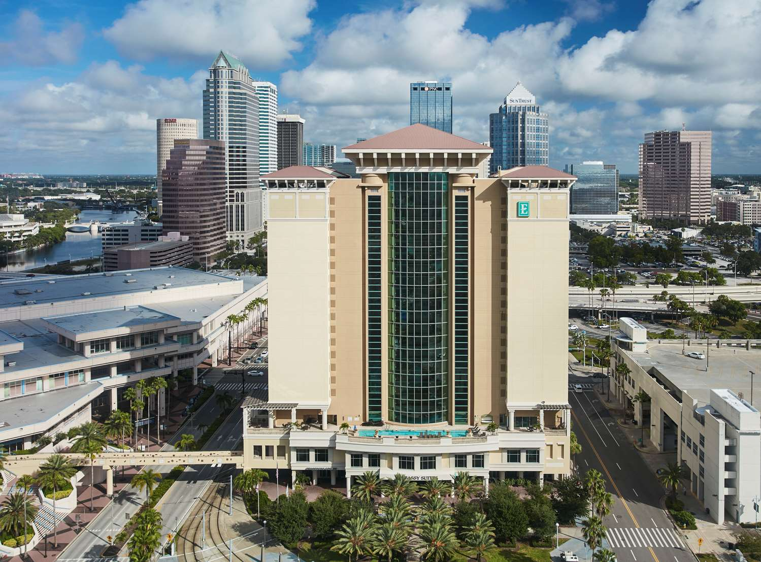 Embassy Suites Convention Center Tampa