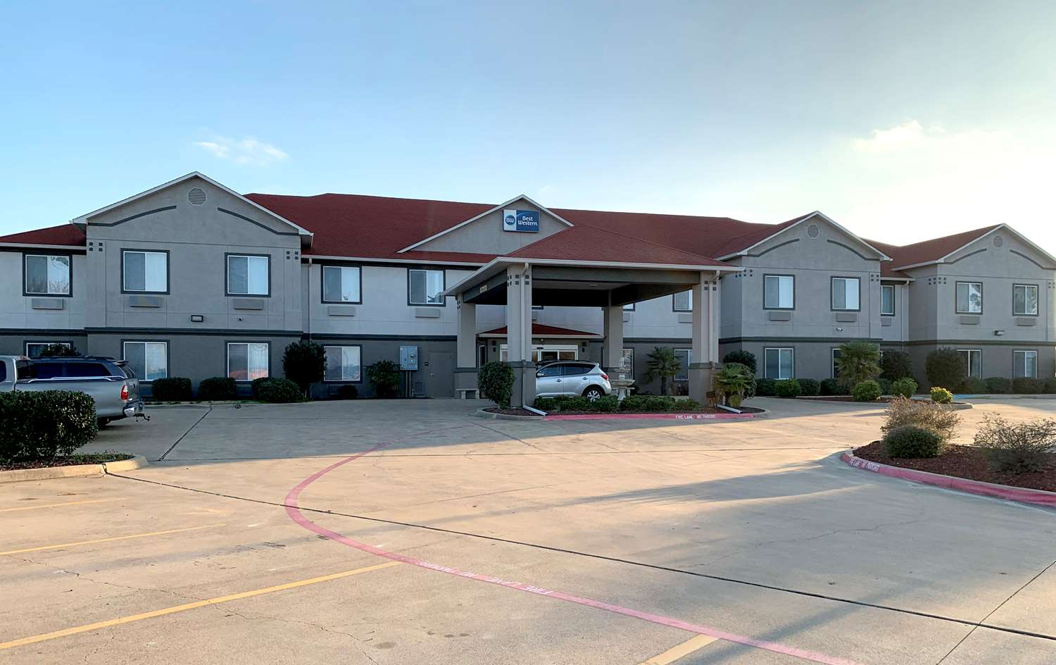 Best Western Limestone Inn Mexia
