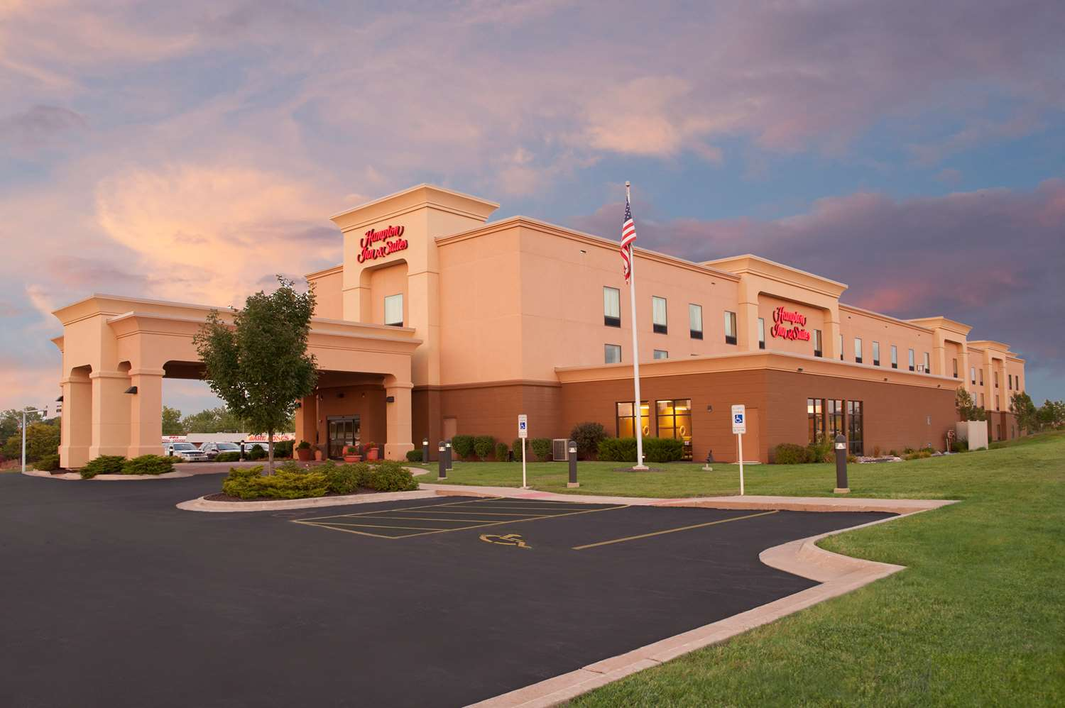 Hampton Inn & Suites Moline Airport