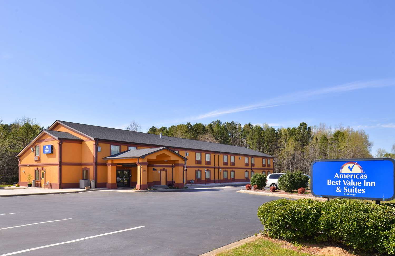 Americas Best Value Inn Albemarle