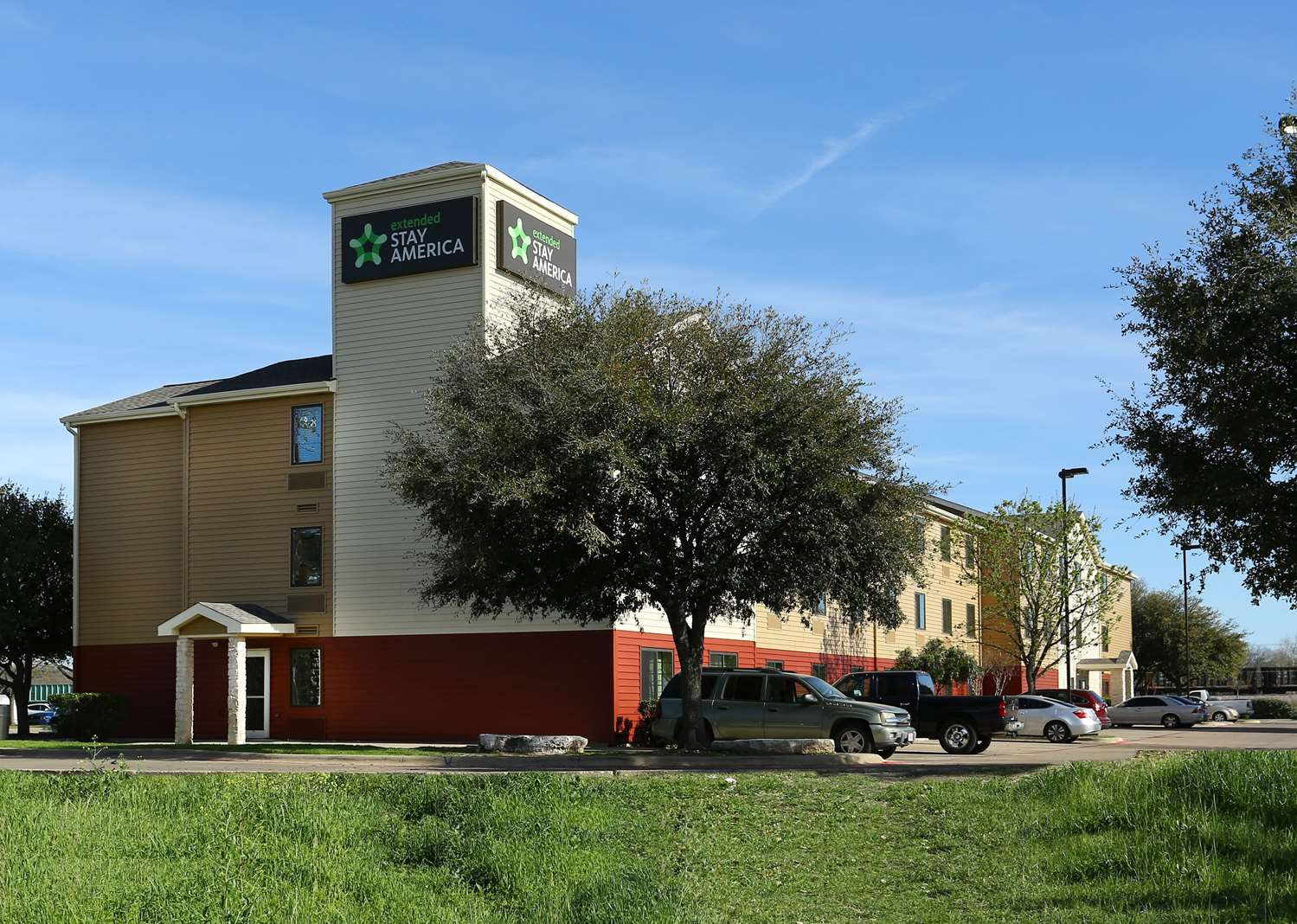 Extended Stay America Hotel Round Rock North