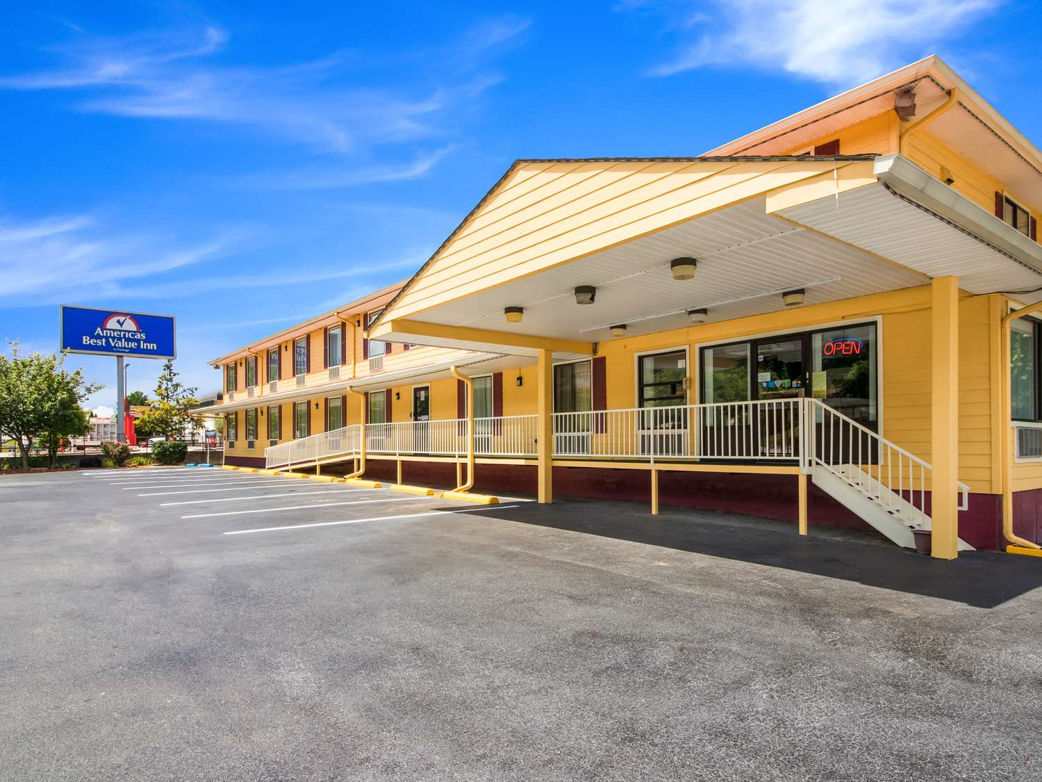 Americas Best Value Inn Clayton