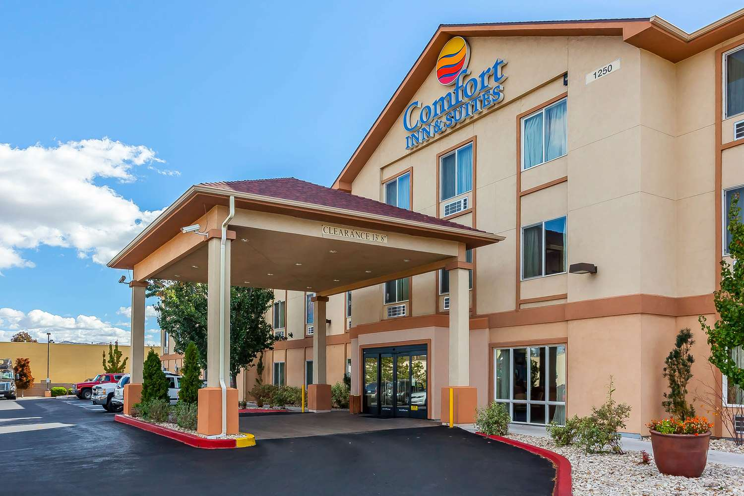 Comfort Inn Airport Reno