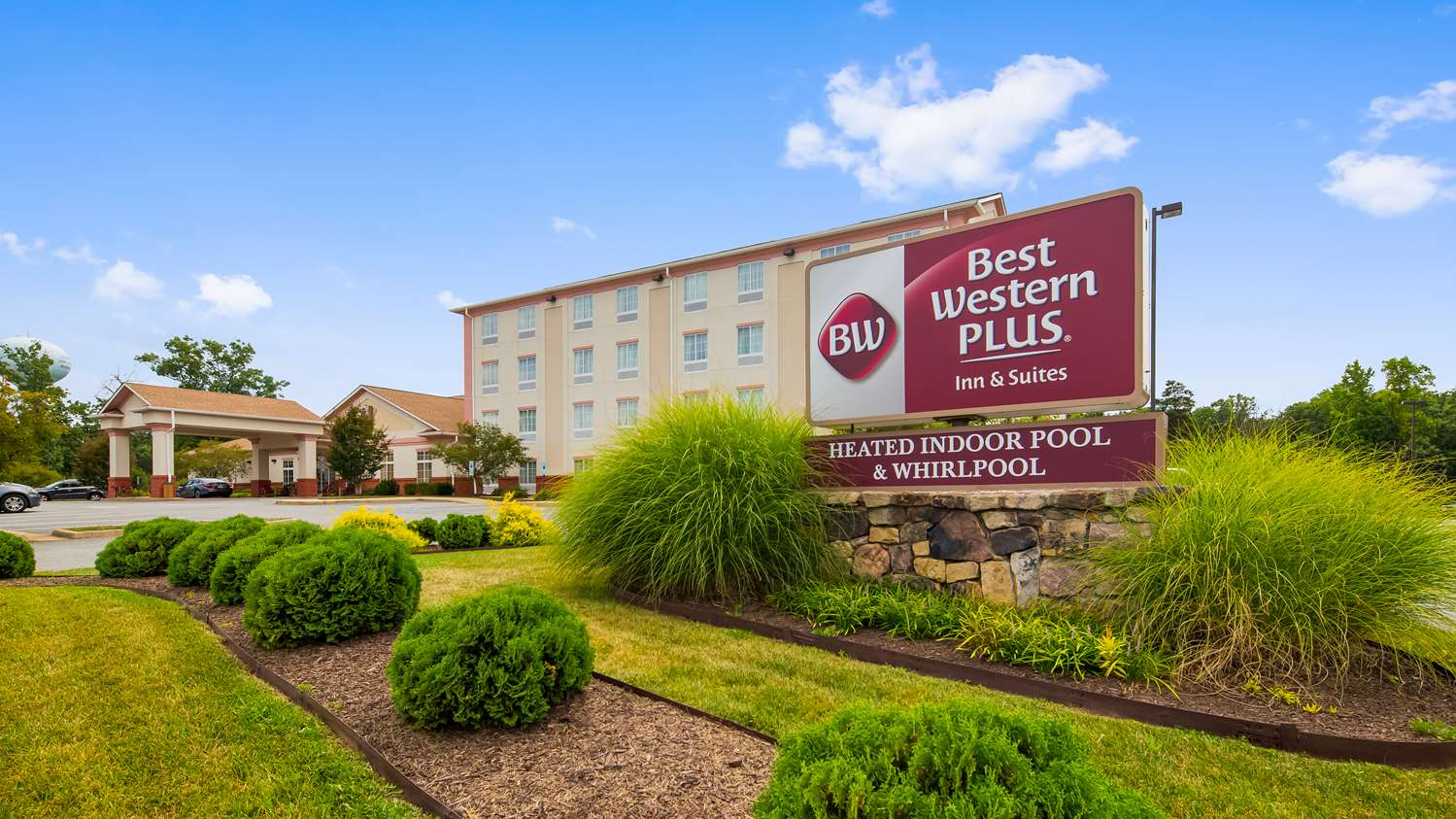 Best Western Plus Crossroads Inn & Suites Gordonsville