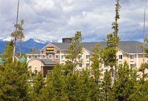 Yellowstone Park Hotel West Yellowstone