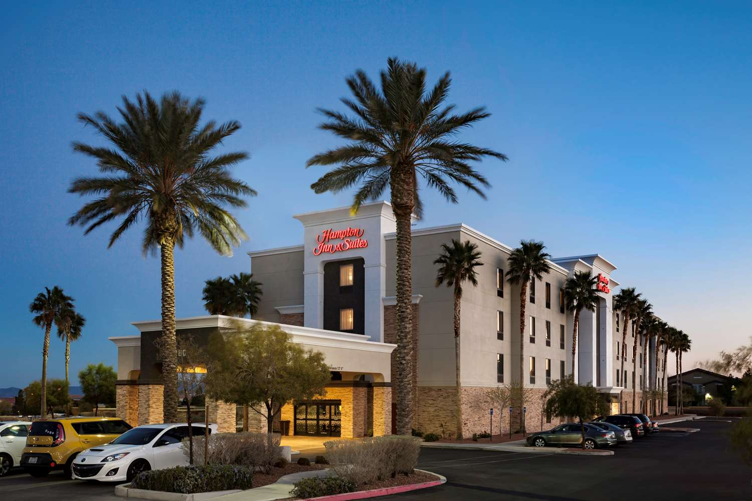 Hampton Inn & Suites Red Rock Las Vegas