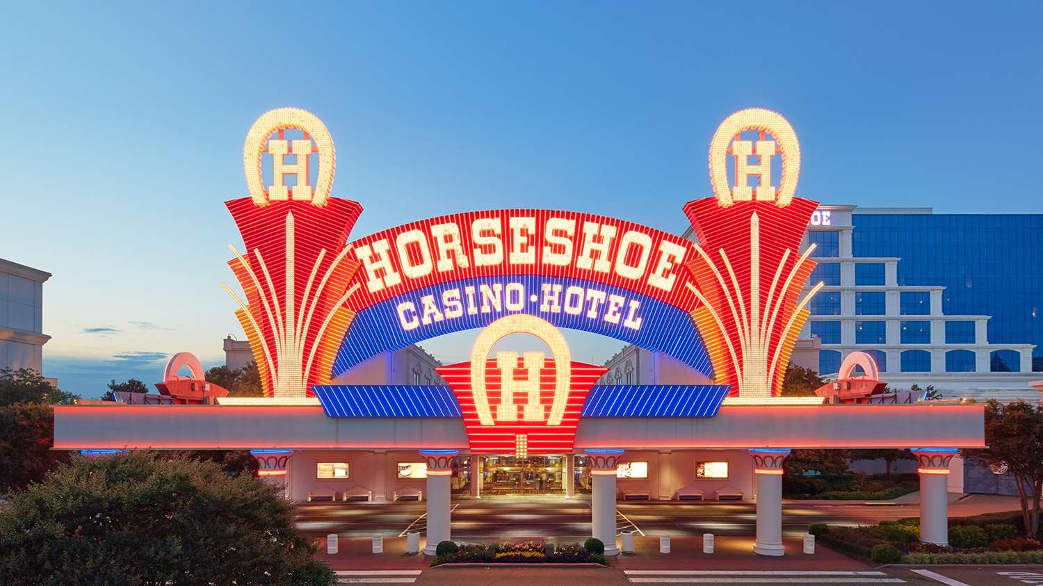 Horseshoe Tunica Casino Hotel