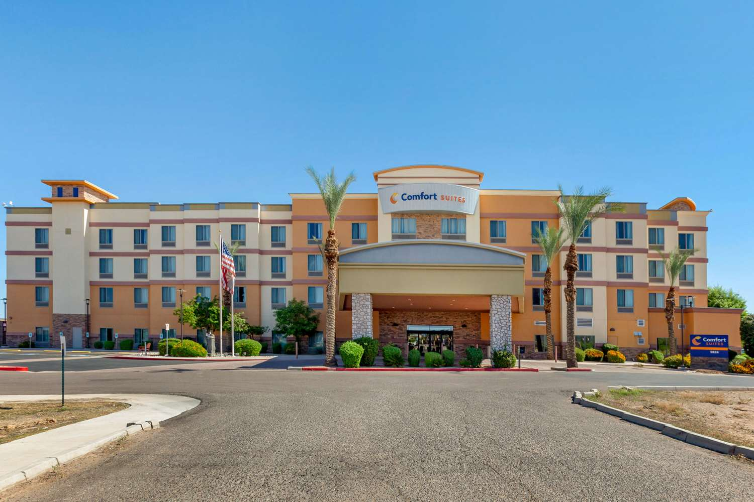 Comfort Suites Glendale