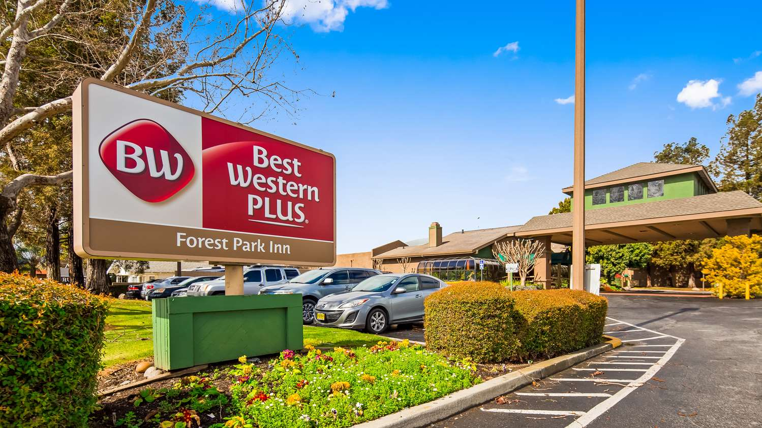 Best Western Plus Forest Park Inn Gilroy
