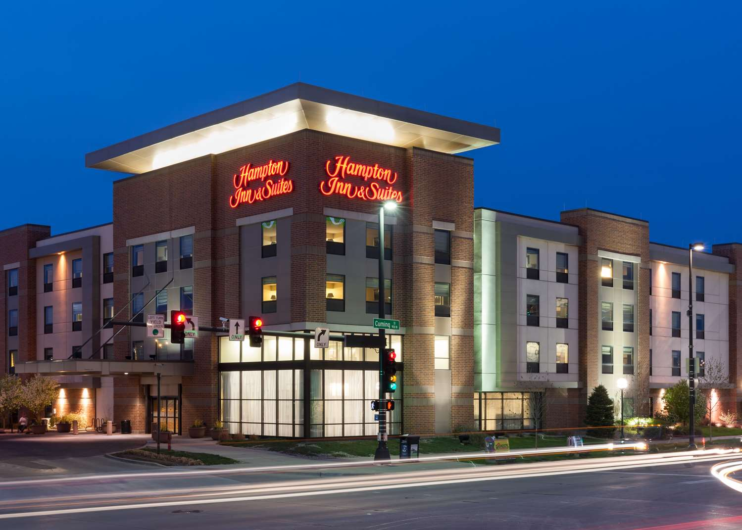 Hampton Inn & Suites Omaha