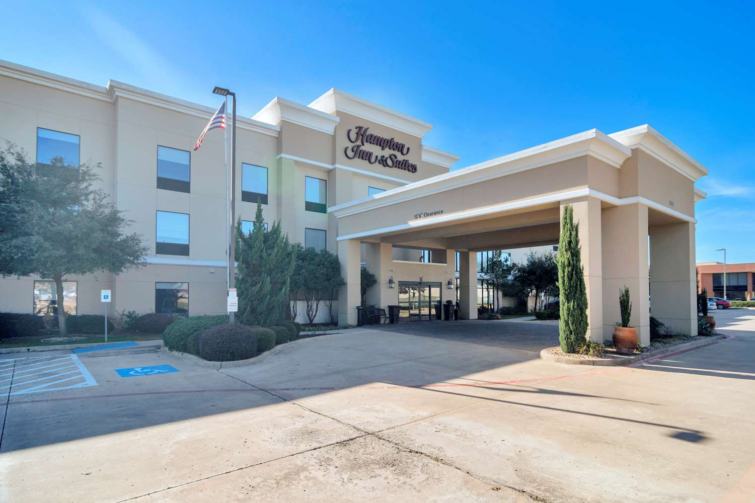 Hampton Inn & Suites Fossil Creek Fort Worth