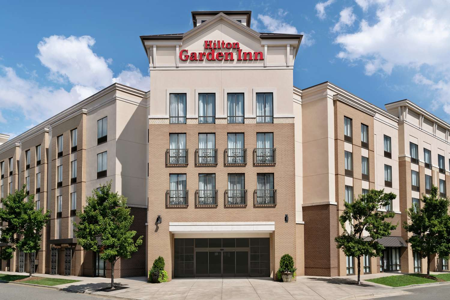 Hilton Garden Inn Charlotte