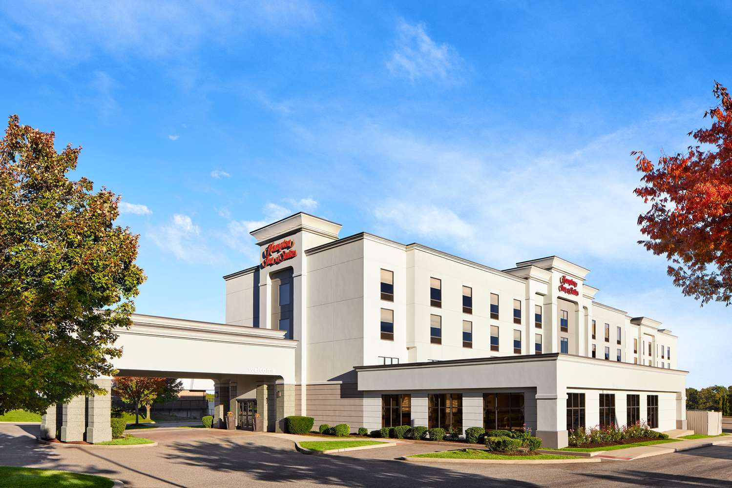 Hampton Inn & Suites West Haven