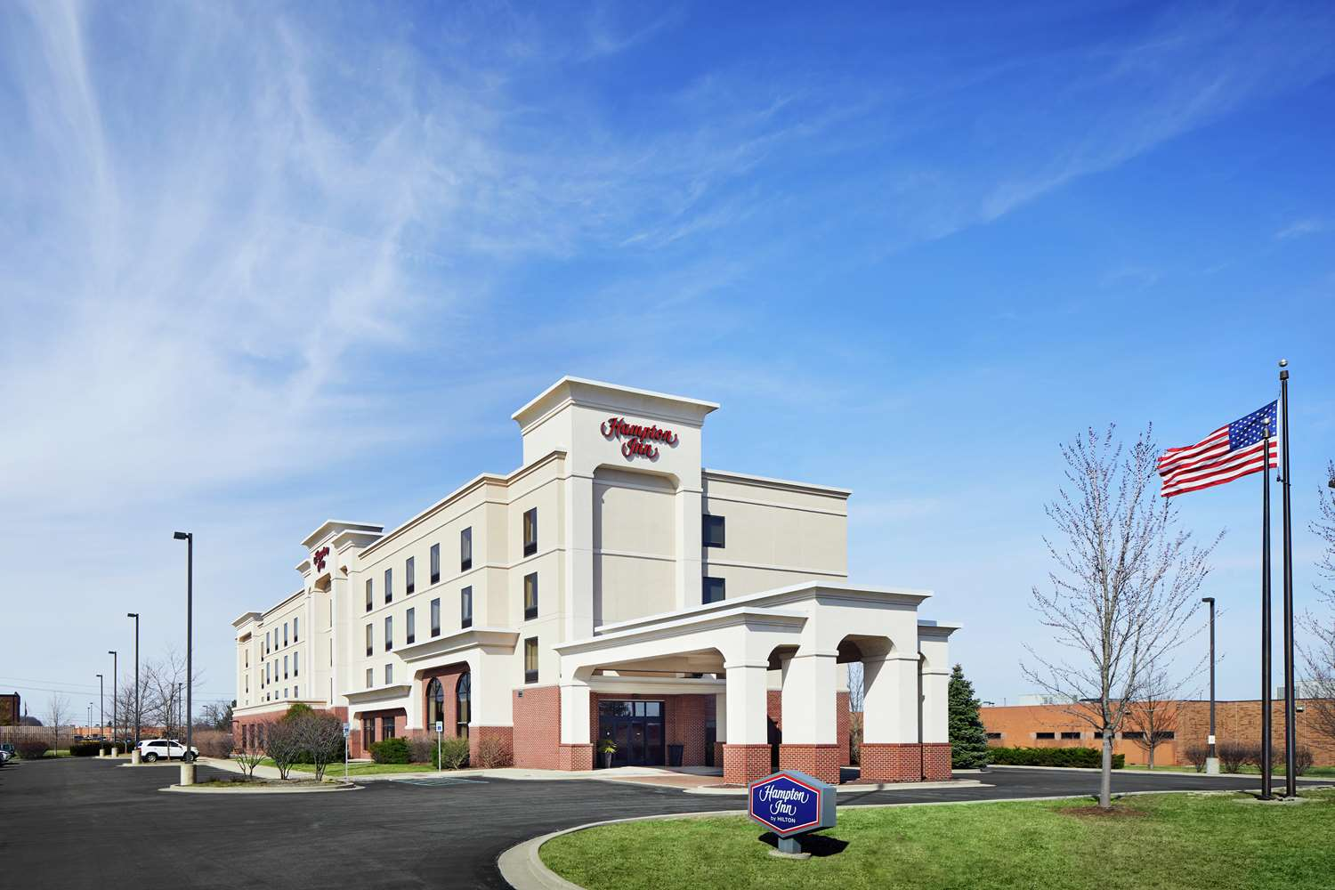 Hampton Inn Northwest Park 100 Indianapolis