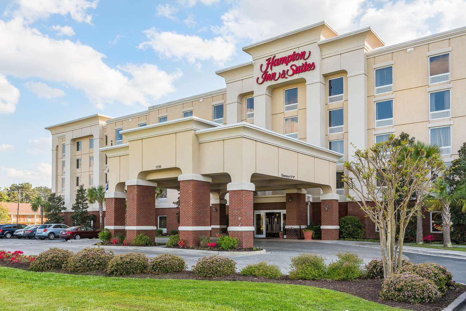 Hampton Inn & Suites North I-95 Florence