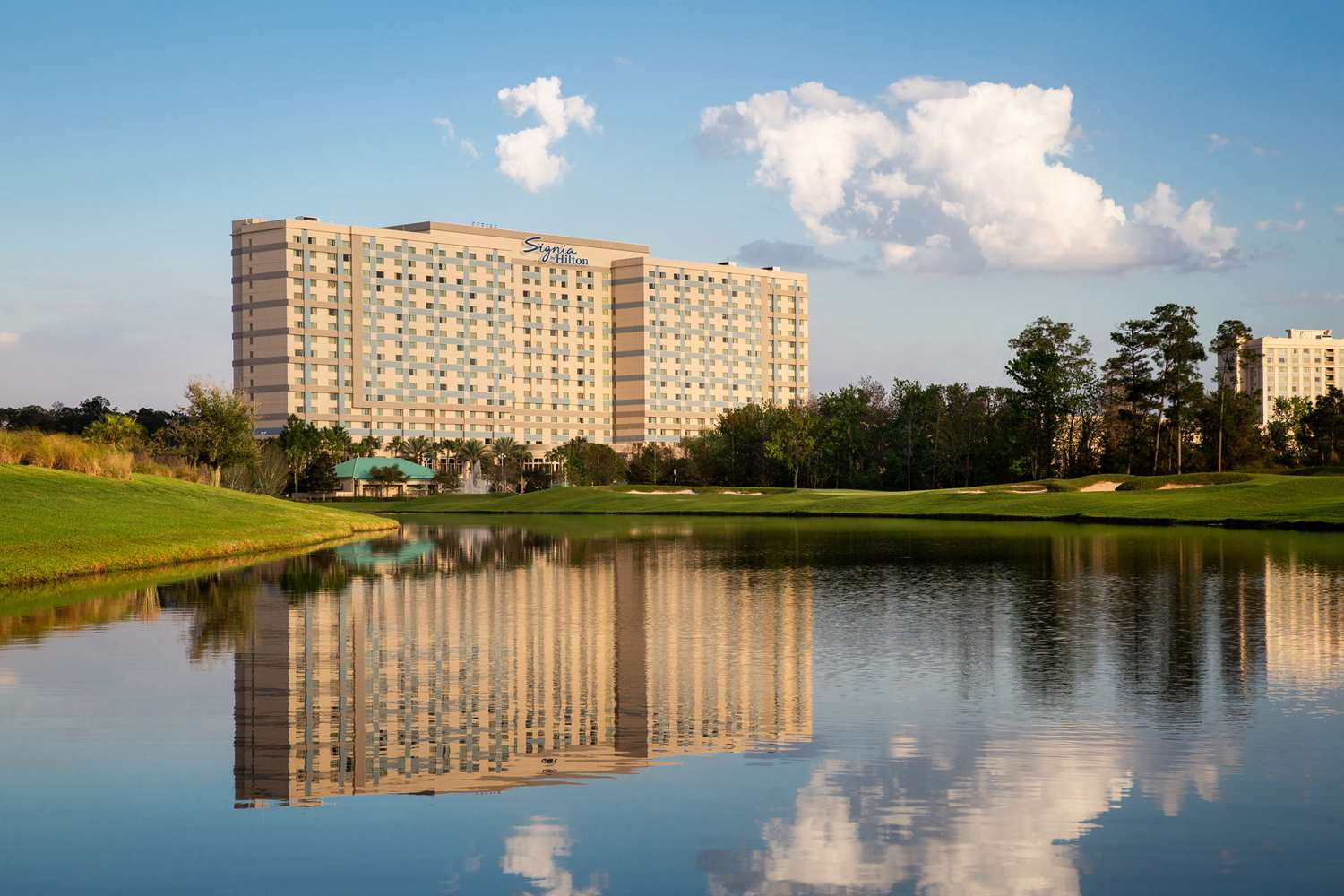 Hilton Bonnet Creek Hotel Lake Buena Vista
