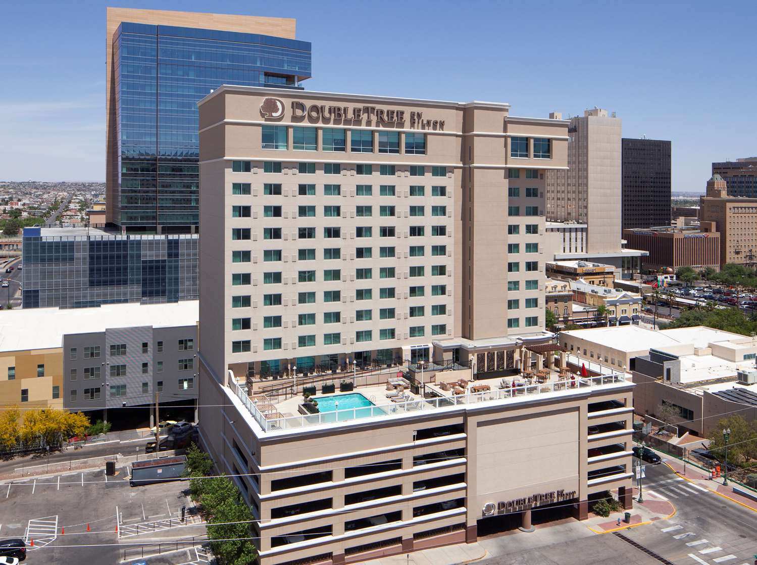 DoubleTree by Hilton Hotel Downtown City Center El Paso
