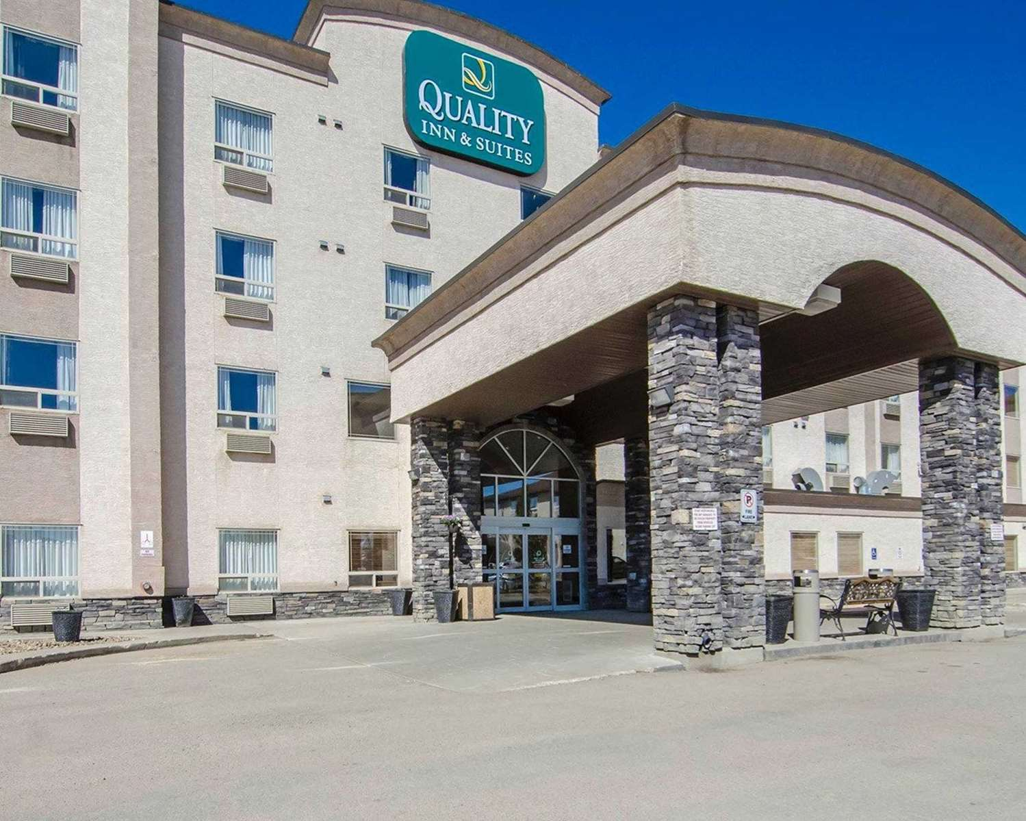 Pomeroy Inn & Suites Grande Prairie