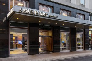Courtyard by Marriott Hotel Portland City Center