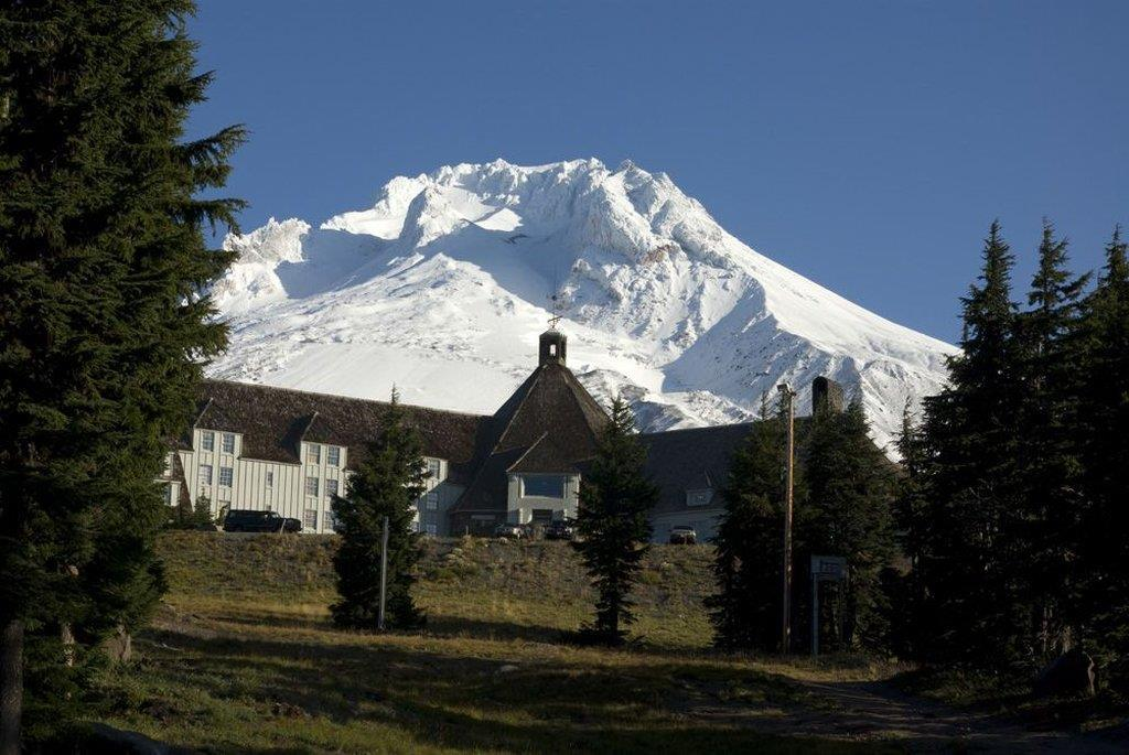 Timberline Lodge Government Camp