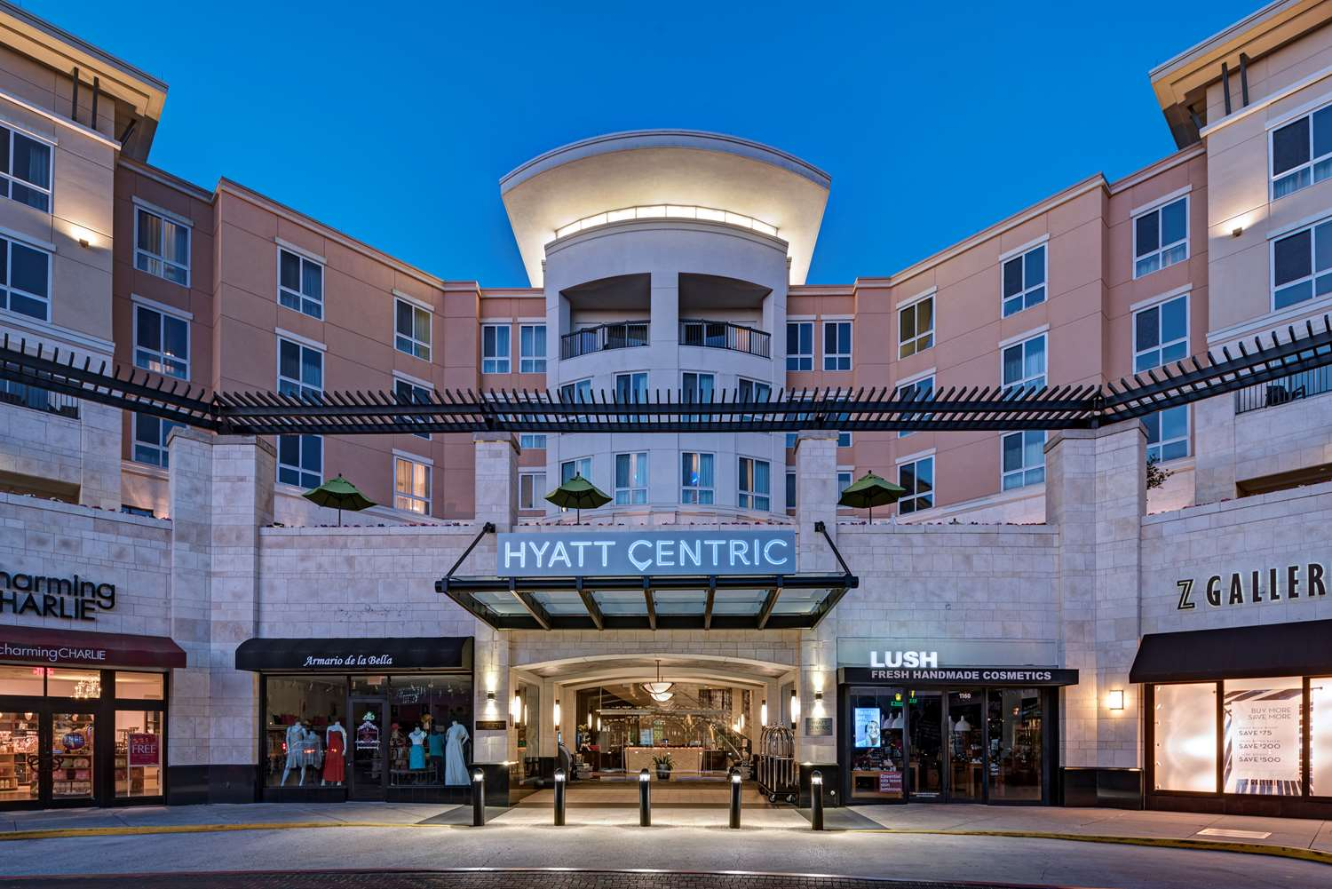 Hyatt Market Place Hotel The Woodlands