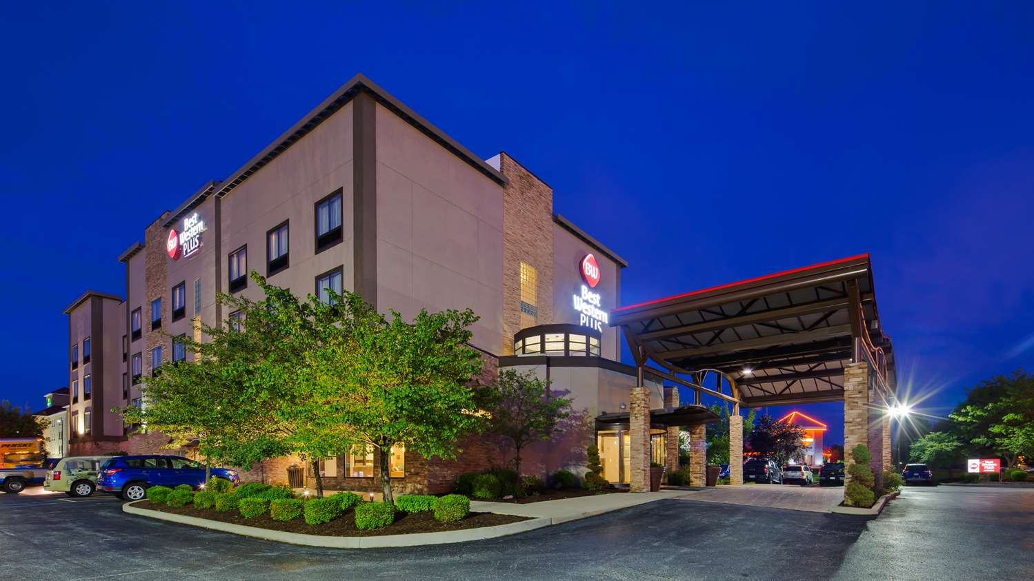 Best Western Plus Atrea Airport Inn Plainfield