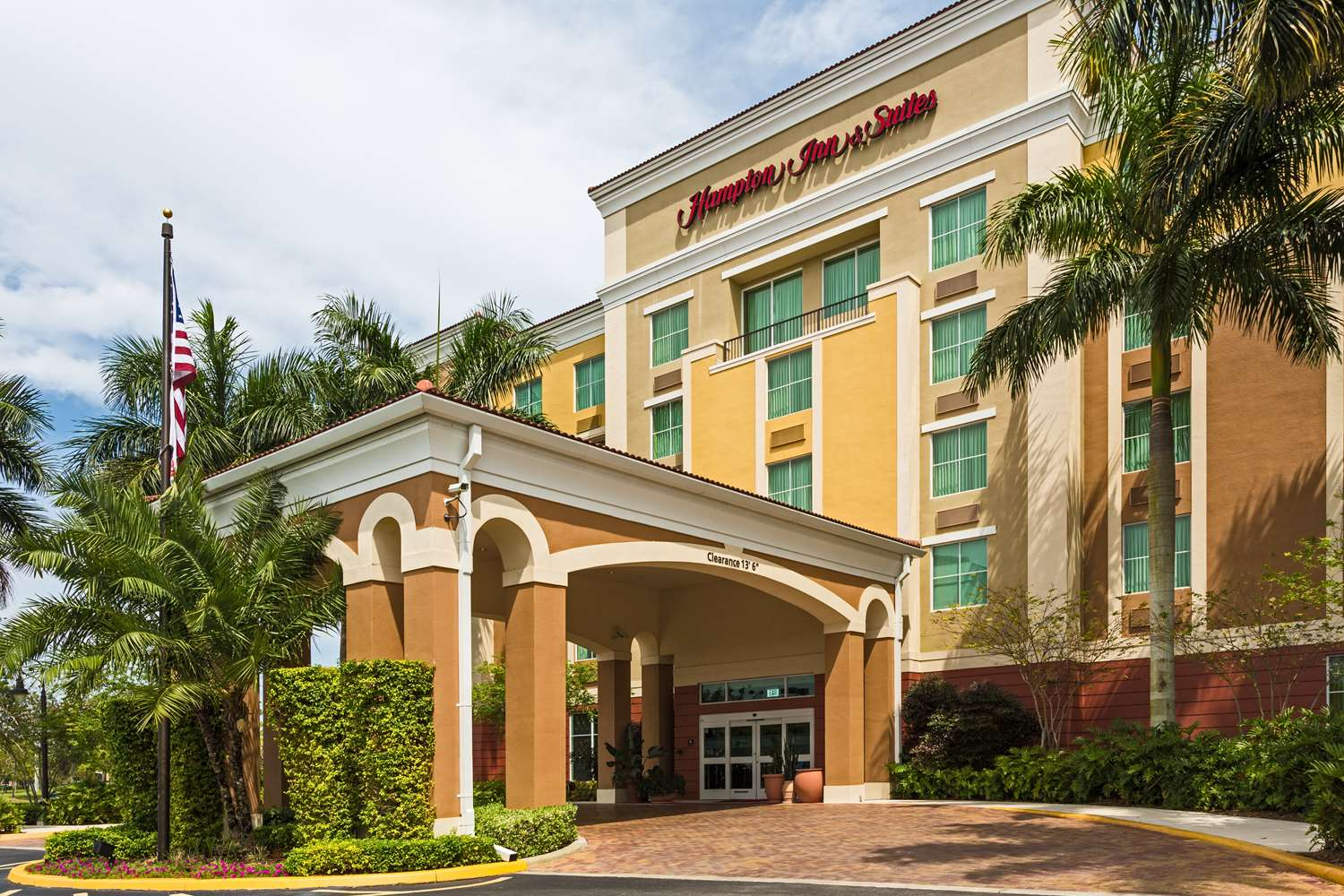 Hampton Inn & Suites Miramar