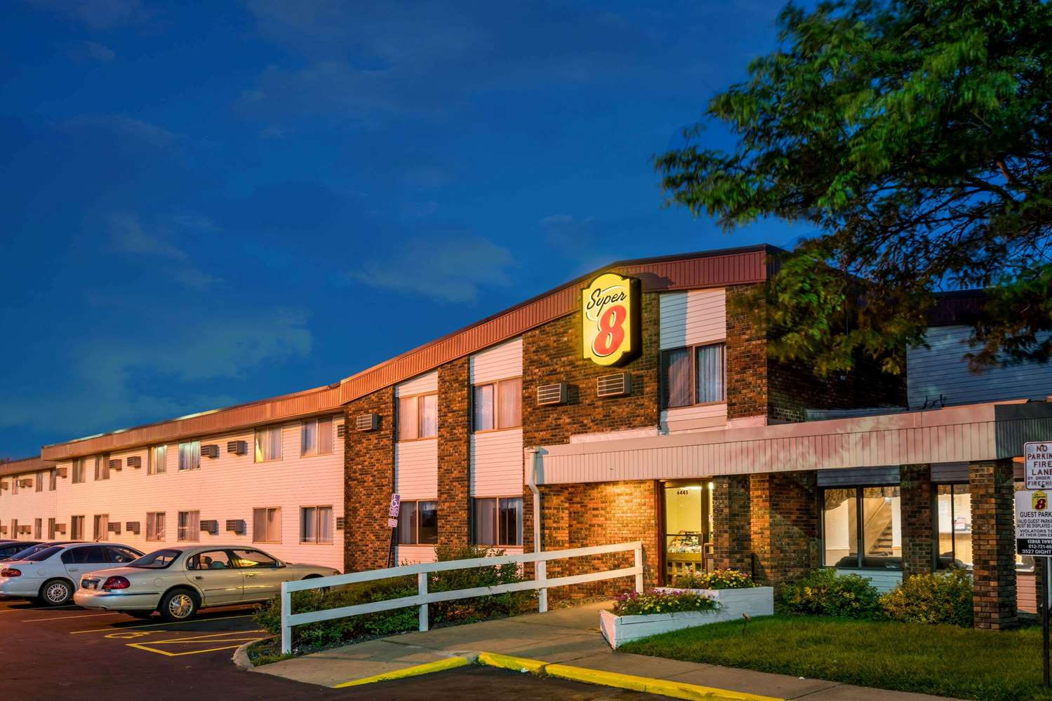 Super 8 Hotel Brooklyn Center