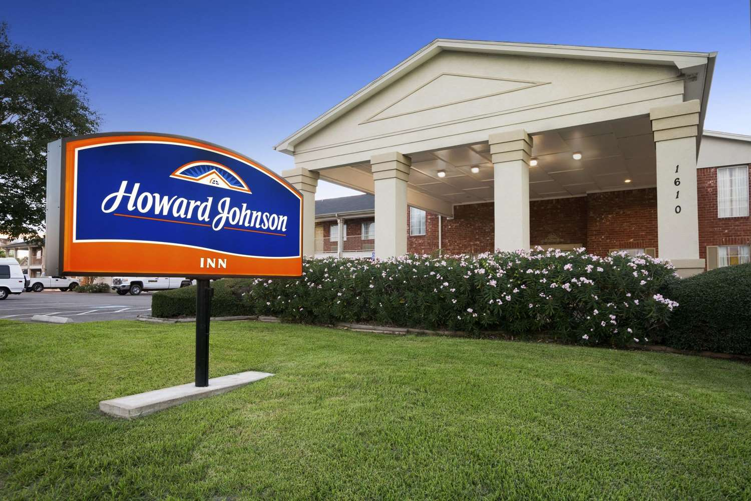 Best Western Jefferson Inn Beaumont