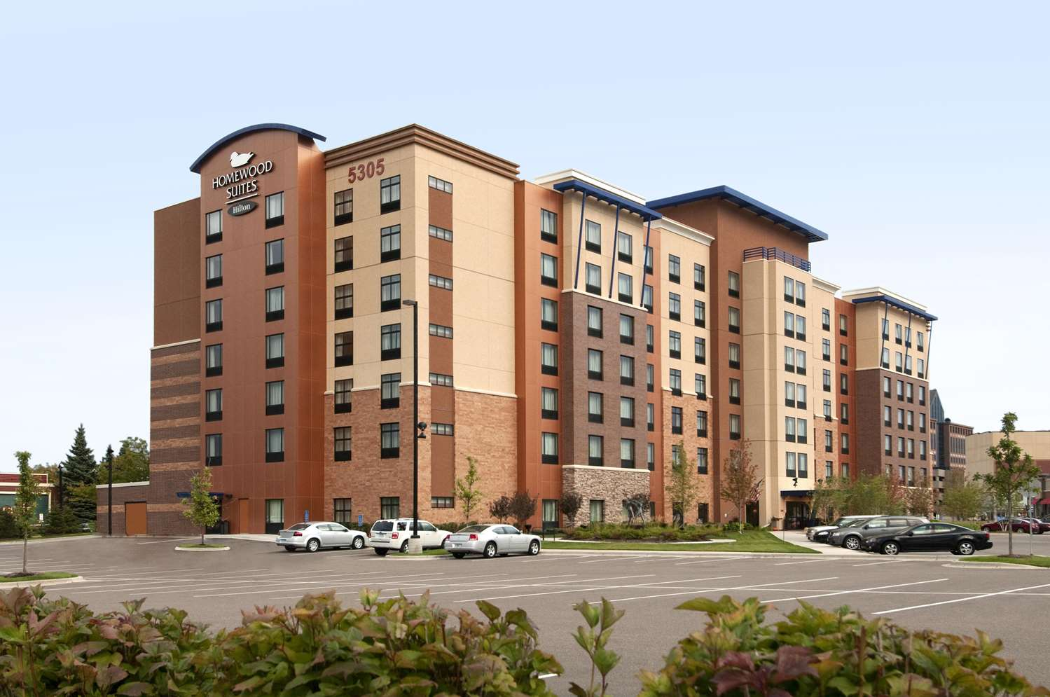Homewood Suites by Hilton St Louis Park