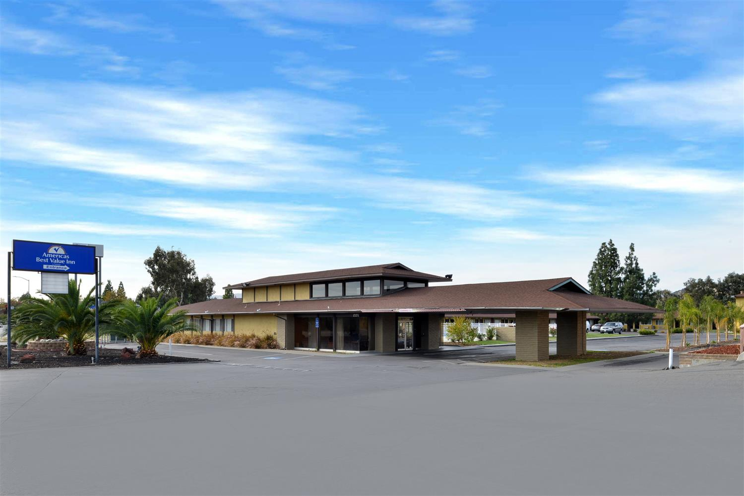 Americas Best Value Inn & Suites Vacaville