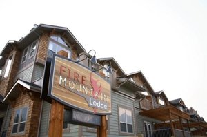 Fire Mountain Lodge Canmore