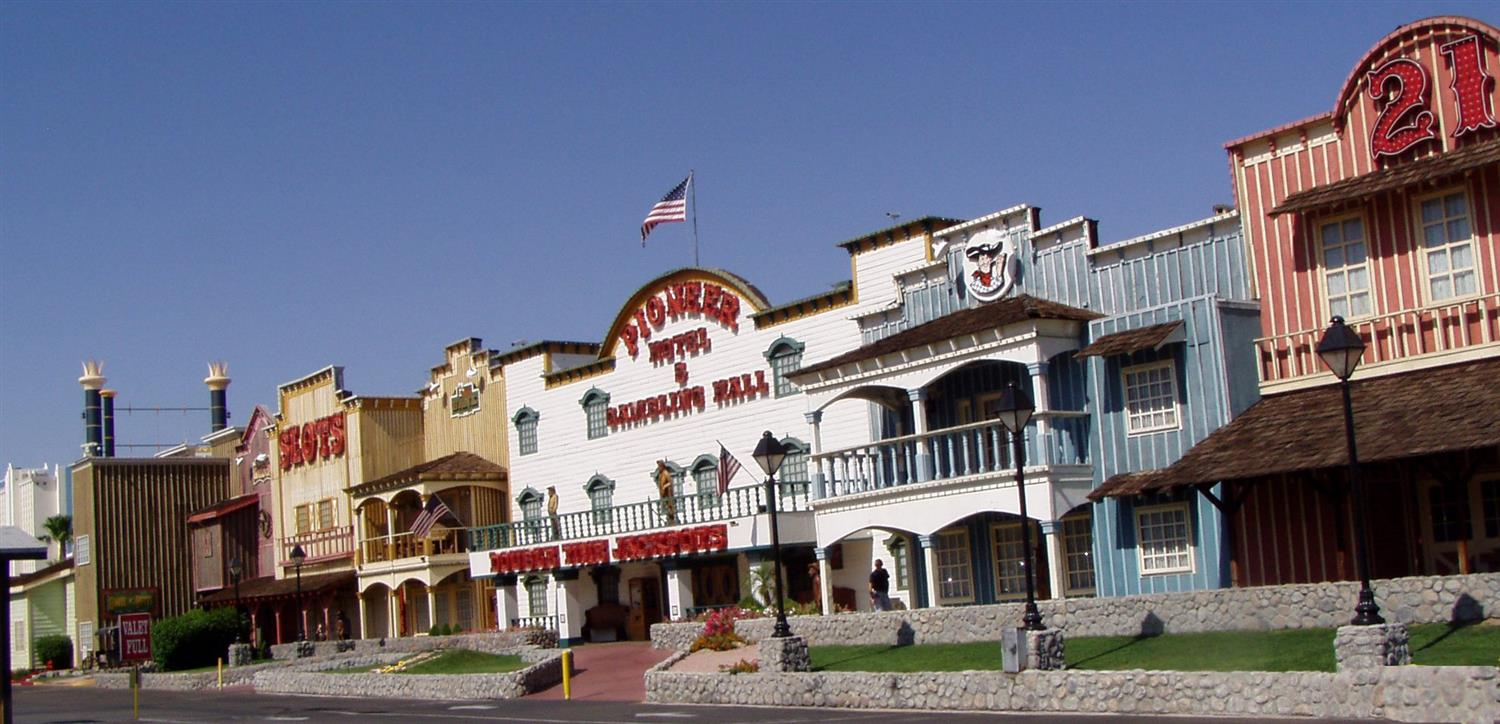 Pioneer Hotel & Gambling Hall Laughlin