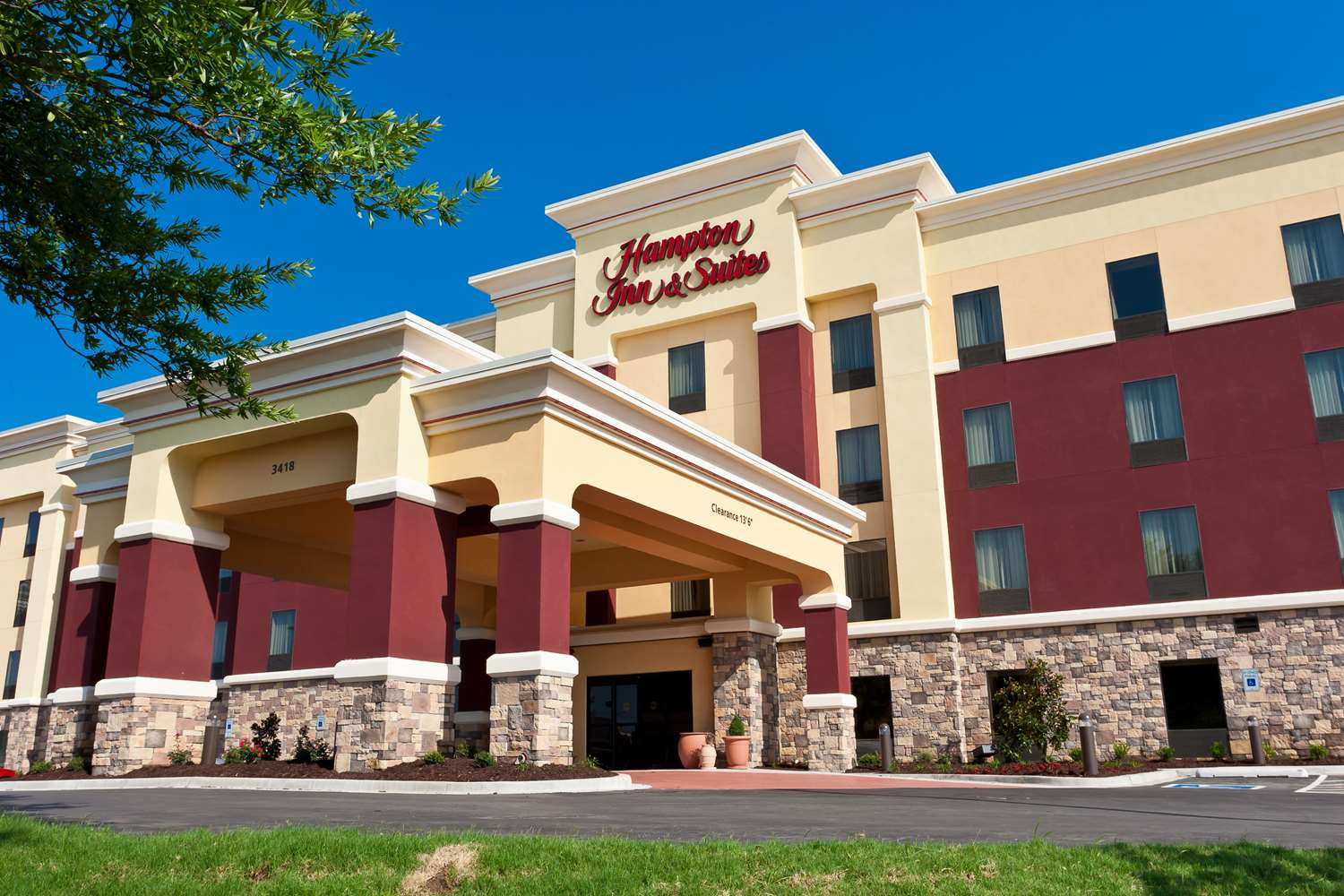 Hampton Inn & Suites Central Tulsa