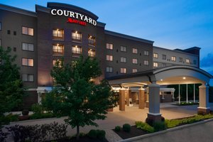 Courtyard by Marriott Buffalo Airport Cheektowaga