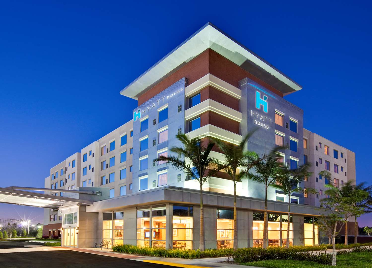 Hyatt House Hotel Dania Beach