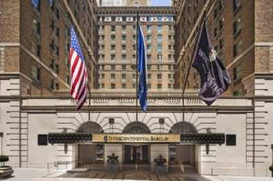 Intercontinental Barclay Hotel New York City