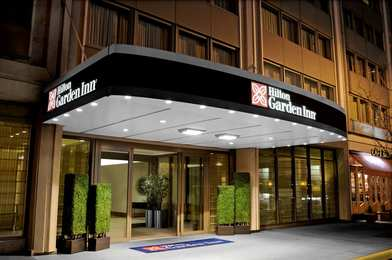 Hilton Garden Inn Times Square New York City