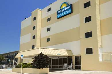 Days Inn Oceanfront Daytona Beach Shores
