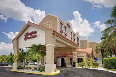 Hampton Inn & Suites Fort Lauderdale Airport Hollywood