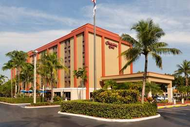 Hampton Inn Airport West Miami
