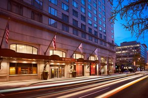 Marriott Hotel Washington Metro Center DC